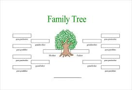 family tree template genealogy for microsoft access 2007 2010