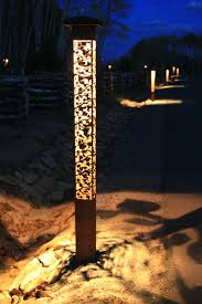 bollard lights led bollard led path light solar bollard light
