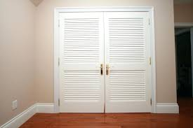 Vented Exterior Door Louver Interior Door Half Louvered Interior Doors Are Made Of Wood