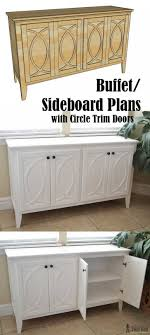Kitchen Sideboard Cabinet Kitchen Design Wood Buffet Table Sideboards And Cabinets White