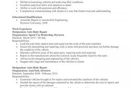 Painter Resume Sample by Resume Samples Auto Body Auto Body Painter Resume Sample