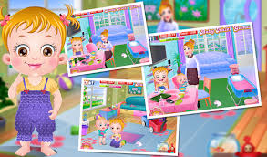 Baby Hazel Room Games - baby hazel baby care games android apps on google play