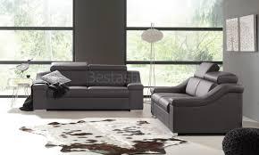 canap 3 2 places canape mael 2 places avec ensemble canap 3 2 en tissus coloris gris
