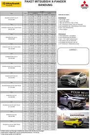 harga mitsubishi expander info mitsubishi xpander bandung hub telp 0852 9544 3451 datu