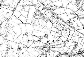 Somerset England Map The Ancestors And Descendants Of The Simon Hoyt E Through The