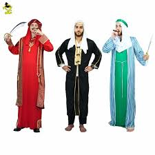 costumes for adults aliexpress buy men s arabian prince costumes adults arab