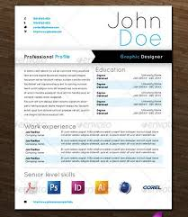 resume examples cool 10 top graphic design resume template