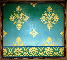 Trompe L Oeil Wallpaper Wallpaper And Trompe L U0027oeil Frame By Scenicsarah On Deviantart