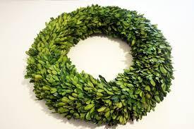 fresh wreaths garden fresh 20 boxwood wreath tradingsmith