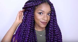 crochet braid hair 14 crochet braid styles and the hair they used un ruly