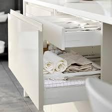 tiroir cuisine ikea meubles bas hauteur caisson 80 cm système metod ikea