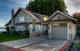 Attached Carports Seattle Attached Carport Plans Exterior Craftsman With Traditional