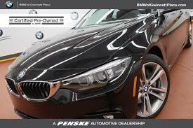united bmw of gwinnett place 2018 used bmw 4 series 440i coupe at united bmw serving atlanta