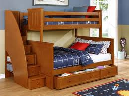 lovely trundle bunk bed with stairs with catchy twin bunk beds
