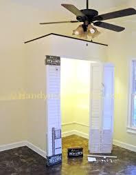 How To Replace Bifold Closet Doors Closet Bifold Closet Door Knobs How To Install A Bi Fold Closet
