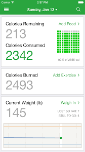 fatsecret calorie counter and diet tracker for weight loss