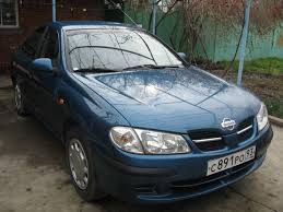used 2001 nissan almera photos 1500cc ff manual for sale