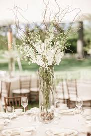 curly willow centerpieces curly willow branch wedding centerpiece curious country