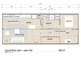 Container Home Plans by Marvellous Inspiration Ideas 40 Shipping Container House Floor