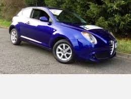 used blue alfa romeo mito for sale rac cars
