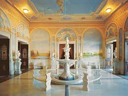 know the history and architecture of taj falaknuma palace hyderabad