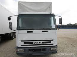 used iveco 75e15 eurocargo box trucks year 2002 price 12 292