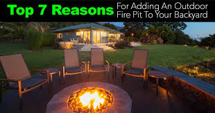 Firepit Images Top 7 Reasons For Adding An Outdoor Pit To Your Backyard