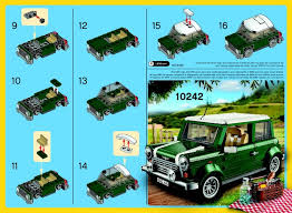 mini cooper polybag mini cooper instructions 40109 creator