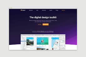 website homepage design independent graphic designer for ui and branding u2013 simon mccade