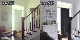 Entry1 by Our Small Entry Before And After U2013 Our Diy House The Diy Mommy