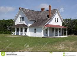 large old colonial style house stock images image 11185174