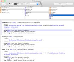How To Count Words In Textedit In Mac Os X A Mac App Scriptable Tutorial