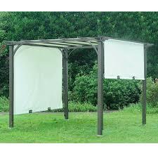 sunjoy replacement canopy for 8 u0027 w x 8 u0027 d adjustable shade pergola
