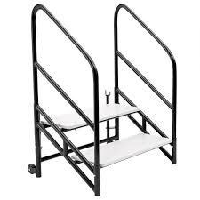 accessories for portable stages and choral risers abc office