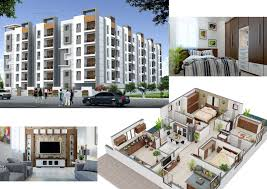 High Rise Residential Building Floor Plans by Akshaya Infra Consultants Private Limited Architects U0026 Engineers