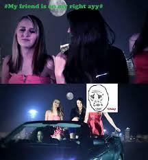 Rebecca Black Friday Meme - rebecca black you bitch