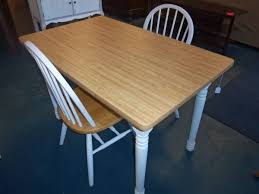 small kitchen farm table with two chairs the jackpot new u0026 used