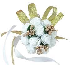 corsage bracelet online shop 4 pcs new wrist corsage bracelet bridesmaid