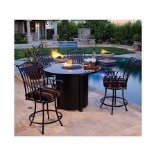 fire pit gallery fresh darlee propane fire pit dining table 18188