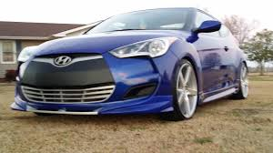 hyundai veloster coilovers stance with niche m135 19 s ordered nef kit and k sport