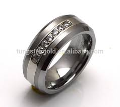 cincin tungsten carbide tungsten carbide wedding rings jewelry material polished