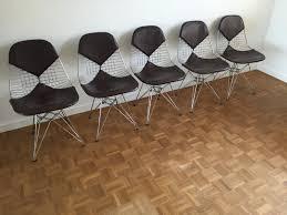 Esszimmerst Le Deutscher Hersteller Dkr 2 Stühle Von Charles U0026 Ray Eames Für Herman Miller 1950er