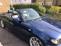 bmw 330ci sport manual 6 speed convertible in hoddesdon