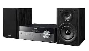 sony home theater subwoofer sony cmtsbt100 micro music system with bluetooth and one touch