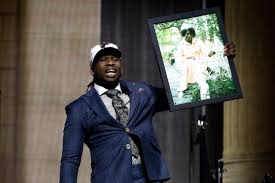 ucla u0027s takkarist mckinley drafted 26th by atlanta falcons u2013 orange