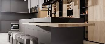 nover kitchen joinery cabinet maker supplies fenix ntm laminate
