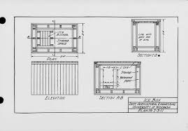 the state index of plans october 1924 ice box plan no i 3