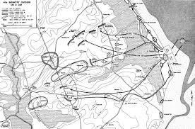 D Day Map File Us 4th Infantry Division Troop Movements And Position At