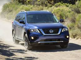 nissan pathfinder new 2017 nissan pathfinder price photos reviews safety