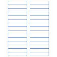 Avery Template 30 Labels Per Sheet Word Label Templates 30 Per Sheet 7 Stereotypes About